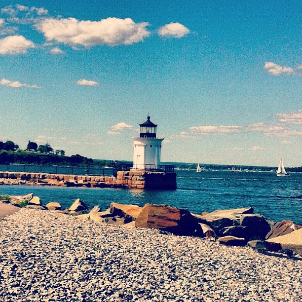 Taken with Instagram at Bug Light