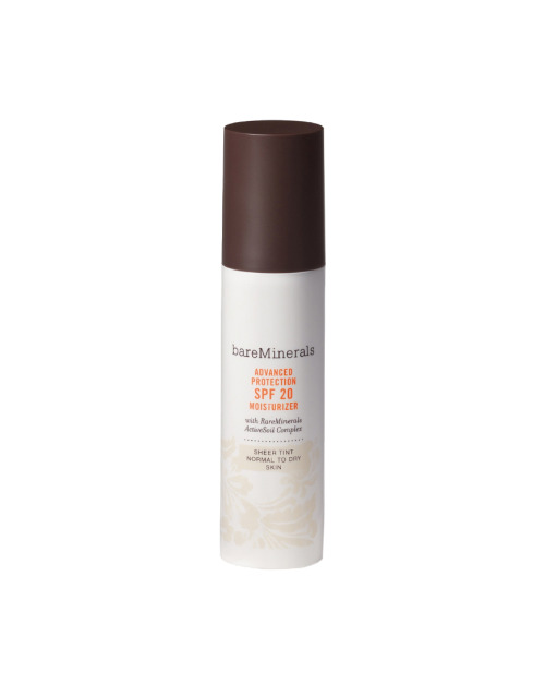 bareMinerals Advanced Protection SPF 20 Moisturisers Sheer TintMore photos & another fashion brands: bit.ly/JgYoN0
