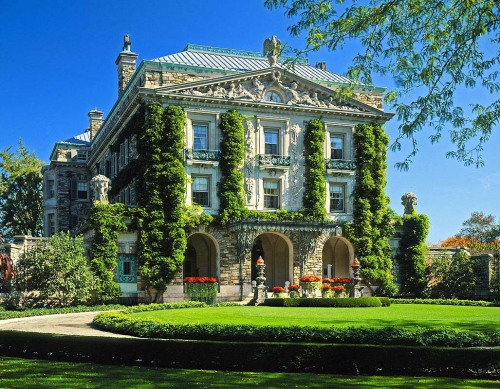 aloysius-holland:  Kykuit - Home to Four Generations of the Rockefeller Family