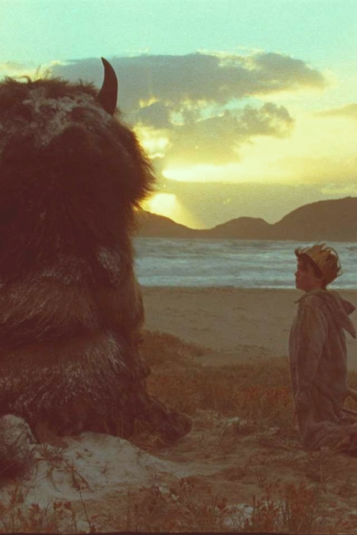 """Please don't go… I'll eat you up, I love you so…"" -Where the Wild Things Are"