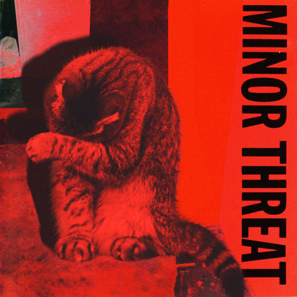 thekittencovers:  Minor Threat