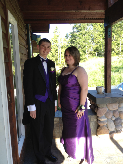 me and my date aww
