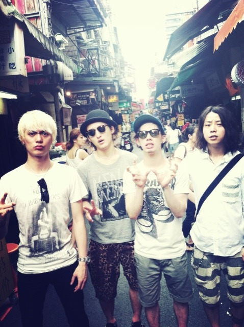 oneokrockers:  One Ok Rock in Taiwan