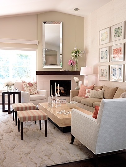 (via Living Room | Sarah Richardson Design)