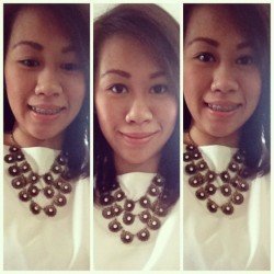 #vintage #neckpiece #weekend #Sunday #Christening #instamode (Taken with Instagram)