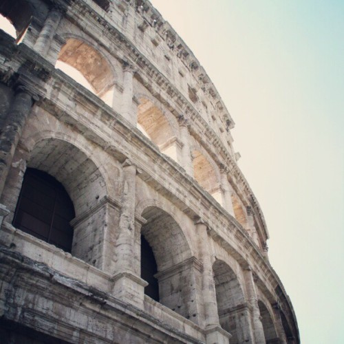 #colosseo #roma  (Taken with Instagram)