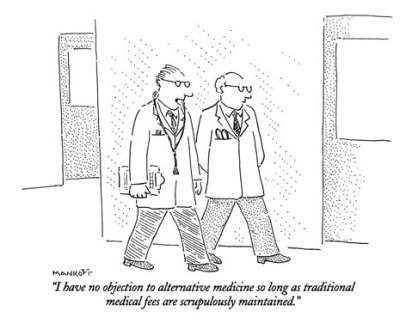 New Yorker: Health Cartoons3