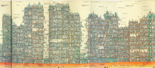 reflektopia:  Terasawa Hitomi's map for Kowloon City (with English annotations)