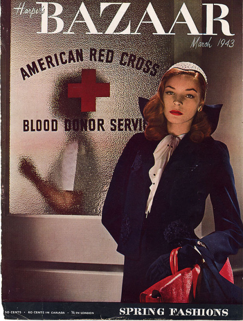 "Betty Bacall (born Betty Joan Perske) was a part-time model. In 1943, she got a major breakthrough, posing for the cover of Haper's Bazaar. Slim Hawks (wife of Hollywood director Howard Hawks) saw the mysterious looking Bacall on the cover of Bazaar and showed it to her husband. Howard Hawks wanted to make a star, and he chose Betty Bacall.  He flew her to Hollywood, signed her to a personal contract, and directed her in her first motion picture- To Have and Have Not- starring the one and only Humphrey Bogart.  He also gave her a new name.. Lauren.  ""You know how to whistle, don't you, Steve? You just put your lips together and… blow""(ranked by AFI has the 34th most memorable movie quote of all time)"