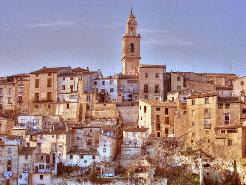 allthingseurope:  Bocairent, Valencia, Spain (by marathoniano)
