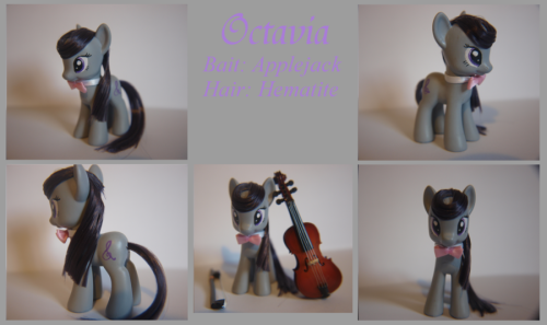 Custom Pony - Octavia by ~Baked-Bads