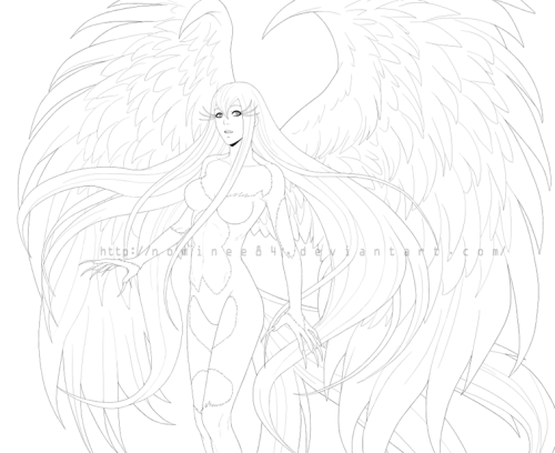 lineart is done /o/
