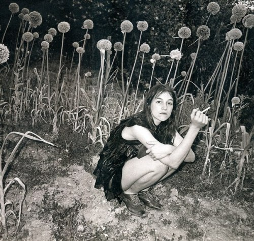 ghostparties:  Charlotte Gainsbourg by Juergen Teller