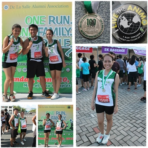 June 10, 2012 | One Run. One Family. One La Salle.