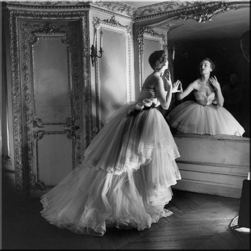 Unseen Vogue The secret history of fashion photography