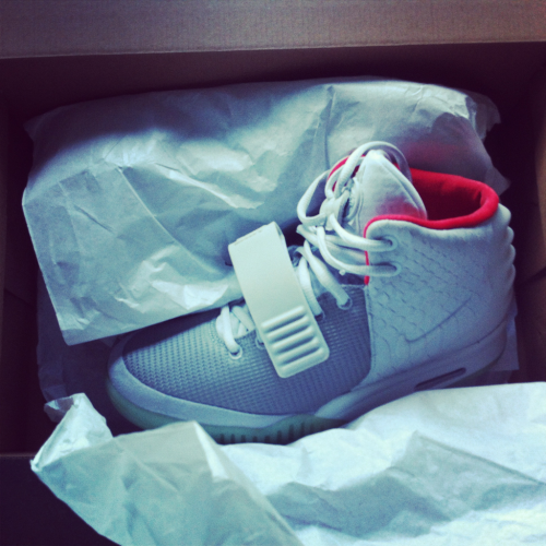 I love my yeezy 2!