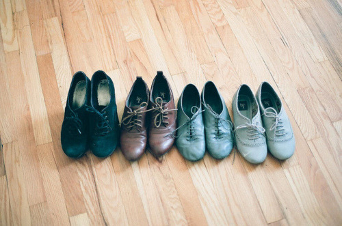 why don't I have any real oxfords yet..