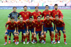 amistosa:  10 June 2012: La Roja.