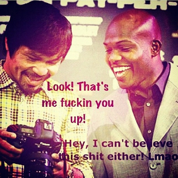 #repost still can't get over this… #teampacman #Conspiracy  (Taken with Instagram)