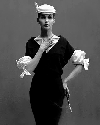 gryulich:  Balenciaga in Vogue september 1953