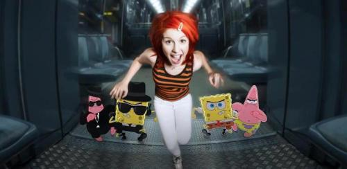 GOOD :3 Bob Pat & Hayley