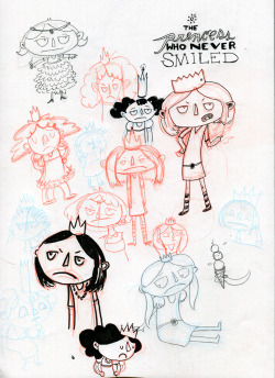 Just some sketches from a new picture book idea I have kicking around.