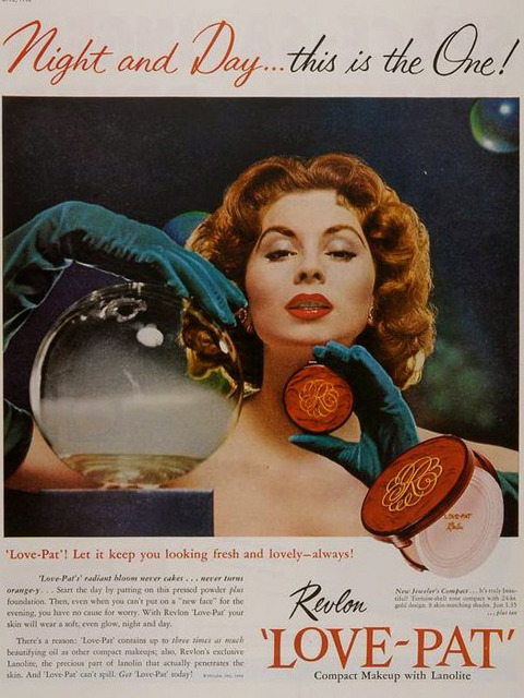 Suzy Parker for Revlon