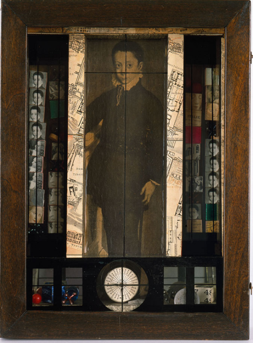 artemisdreaming:  Medici Slot-Machine: Object, 1942 Joseph Cornell