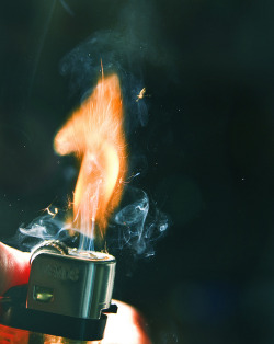 jesuisawkward:  fire, lighter, smoke by Photogore on Flickr.