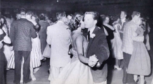 hepkitty:  Homecoming Dance 1958