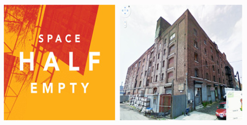 Fowler Arts Collective is pleased to present Space Half Empty, co-curated by James Vanderberg, Keighty Alexander and Elizabeth Grammaticas. Space Half Empty features the work of 14 Fowler artists and highlights the unique influence the collective has had on these artists and their work. From the collaborative energy that comes from working in close proximity to other artists to the unique character of the studio's historic warehouse building, this nearly two-year-old collective has had a particular influence on each exhibiting artist's work. Go here for more information on the artists and exhibit: http://www.fowlerartsbrooklyn.org/spaceHalfempty.html The exhibition and reception coincide with the kickoff of Northside Art: Open Spaces, a part of the Northside Festival, which will continue through the weekend at various art spaces in Williamsburg and Greenpoint. Fowler artists and studio artists throughout the building at 67 West will be participating in Northside's open studios day on Sunday, June 17th from 12-6pm. Follow the signs and lights posted in the hallways of the building to explore the amazing work that is being done in this unique building. For more information on the weekend of events go here: http://www.northsidefestival.com/art The past two years have seen the building at 67 West St. and the surrounding industrial landscape of the Greenpoint waterfront revitalized with new life. 67 West's purpose has repeatedly shifted over the years, but the building's identity has never fully transformed. Cleats that were used to braid rope so long ago are still visible on the building's many timber pillars, and coffee beans are still found in tiny crevasses between planks of the ancient wooden floors. These remnants of the past serve as constant reminders that the building will never fully belong to its present inhabitants. It is these blips and traces of 67 West's long lifetime that have inspired Fowler's studio artists in Space Half Empty and that will be on view during the open studios event on Sunday. Please come visit us, explore this amazing building, and enjoy beautiful views of Manhattan across the East River! Please join us for the opening reception of Space Half Empty on Friday, June 15th from 7-10pm. Space Half Empty will be on view from June 15 to July 15, 2012. The exhibition can be viewed on Saturdays and Sundays from 12-5pm and by appointment. Fowler is located in the historic Greenpoint Terminal building on the East River waterfront in Greenpoint, Brooklyn. The closest subway is the Greenpoint Ave. G train stop. Our address is: 67 West Street, Unit 216, Brooklyn, NY 11222.This exhibition is sponsored, in part, by the Greater New York Arts Development Fund of the New York City Department of Cultural Affairs, administered by the Brooklyn Arts Council, Inc. (BAC).