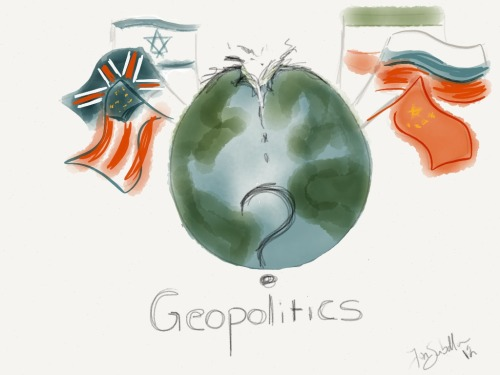 Geopolitics: seeking to understand, explain and predict international political behaviour.