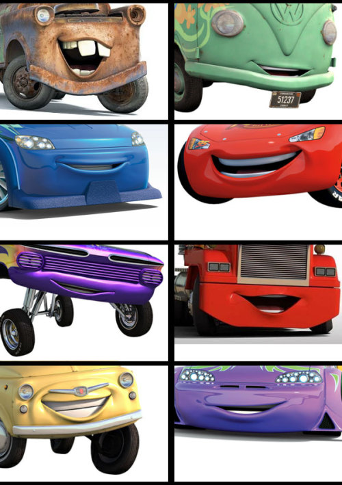 Disney/Pixar's Cars called out for being the soulless automatons they really are