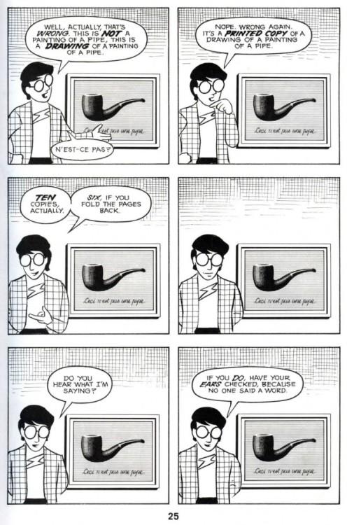 """——comix:  From """"Understanding Comics,"""" by Scott McCloud."""