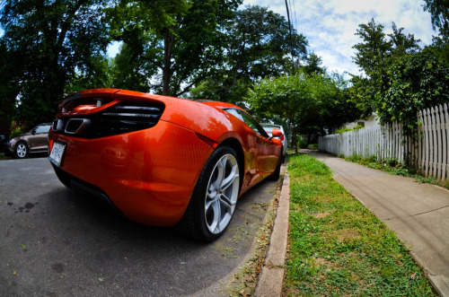 twinturbocharged:  Neighbor's car. By W.I.N. Photography.