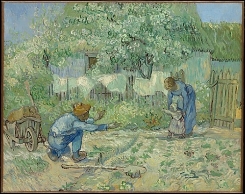 Van Gogh Paintings at the Metropolitan Museum of Art