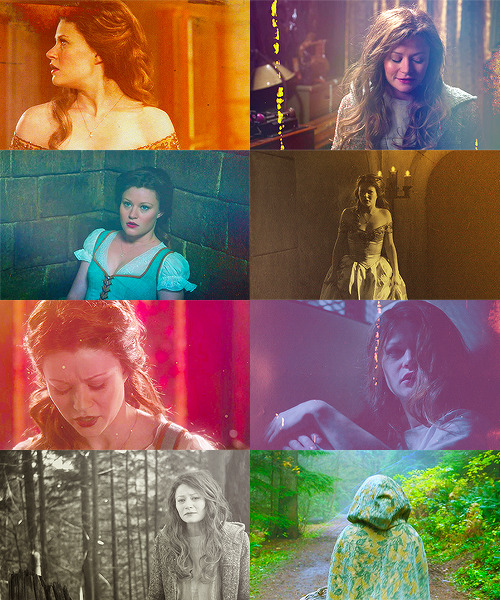 THE VERY LONG LIST OF AWESOME LADIES ON TV: Belle [OUAT]  No one chooses my fate but me.