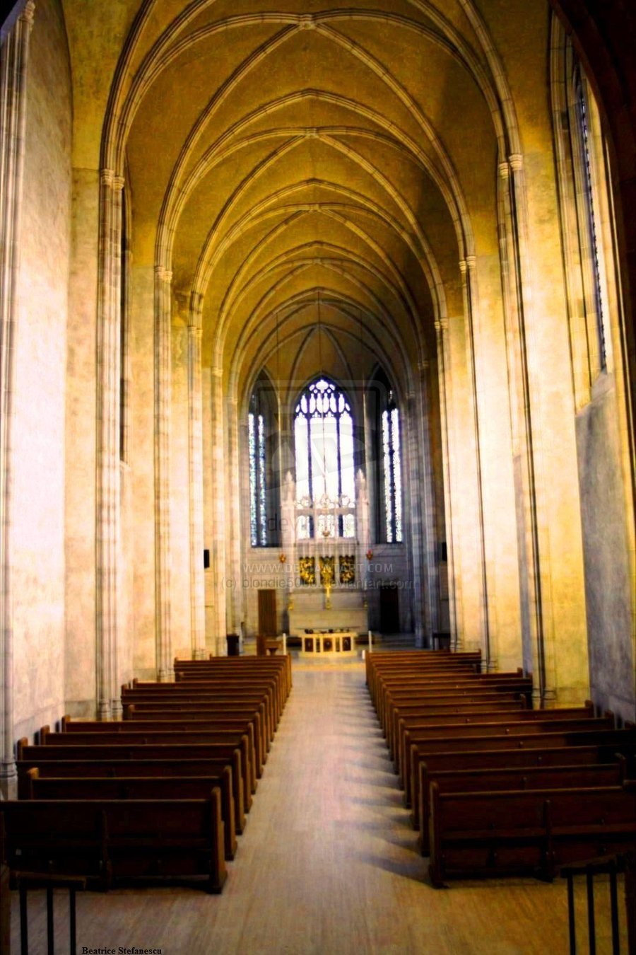 eternaltravel:  Toronto, Canada  My college's chapel