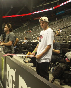 Awkward skate photo #7. Sheckler and his wood. http://streetleague.com/