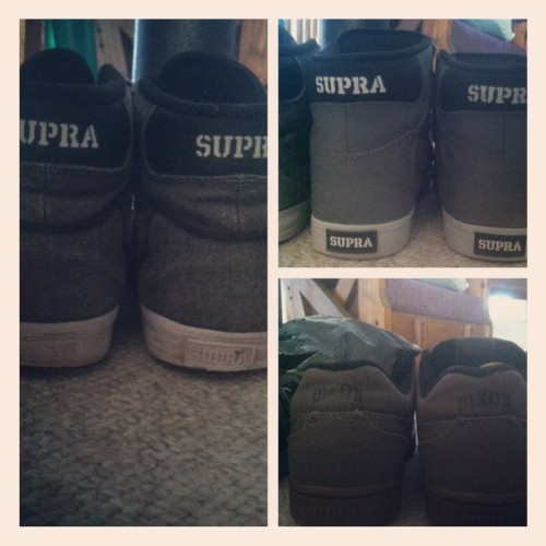 phillipcsblog:  I have an addiction. #supras (Taken with Instagram)