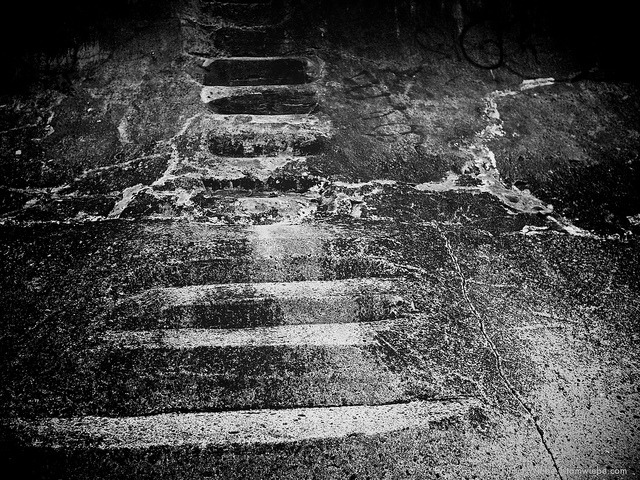 The Steps on Flickr.Via Flickr: What you're looking for, it's just up there. Go on, get it.