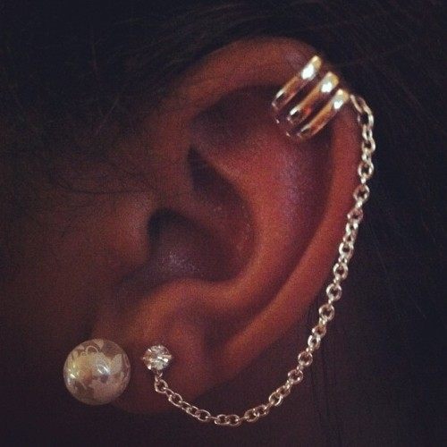I have that earring.