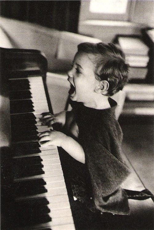 Jacques Lowe The Joy of Music, N.Y.C., 1960