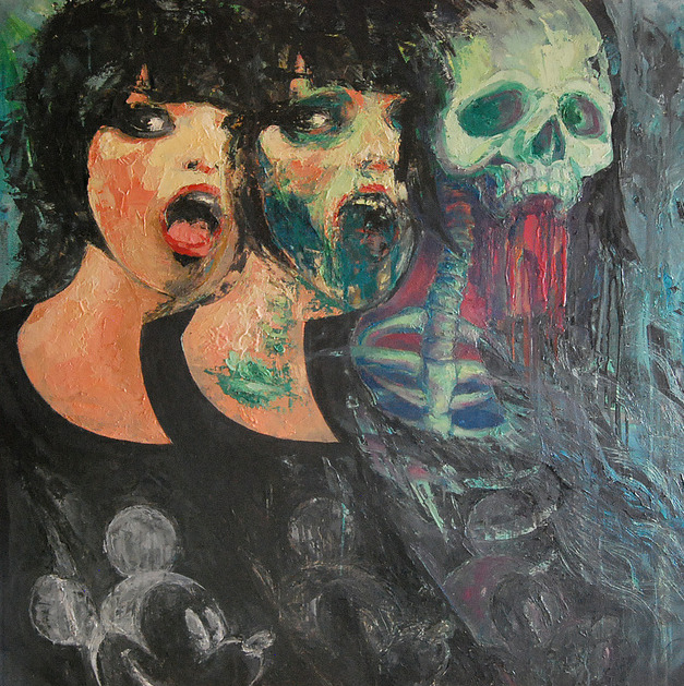 """Alice Glass Undead"""
