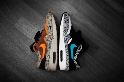 Atmos Safari x Atmos Elephant  One of my favorite Am1s I own. Animal Pack is on the way too ;)