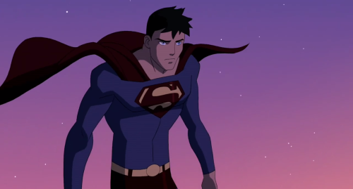 pugsandpaintbrushes:  So if Superboy gets to pull off Superman, does Dick get to dress up as Batman?  Guys. We should get an episode where Kon, Tim, and Bart become friends and dress up like their adult counterparts like in the comics. (The one with Mr. Mxyzptlk? Anyone?) Only we also get Cassie as Wonder Woman. ^-^