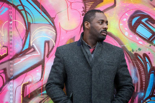 "Idris Elba as John Luther in ""Luther"""