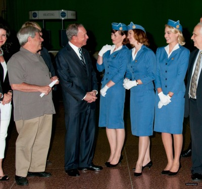panamericanairways1963:  a Pan Am press conference