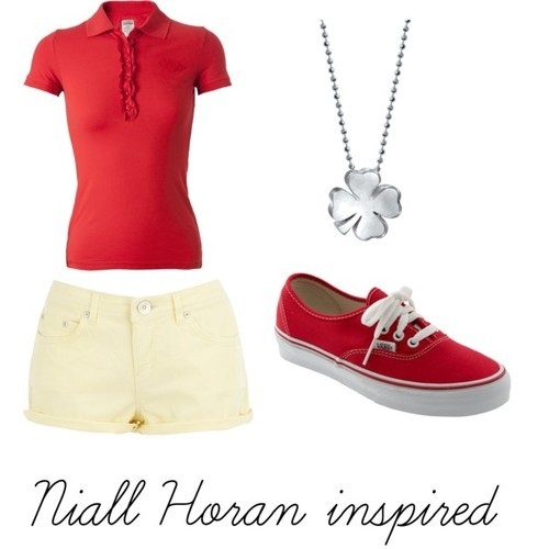 Niall Horan inspired - Polyvore on We Heart It. http://weheartit.com/entry/30314670