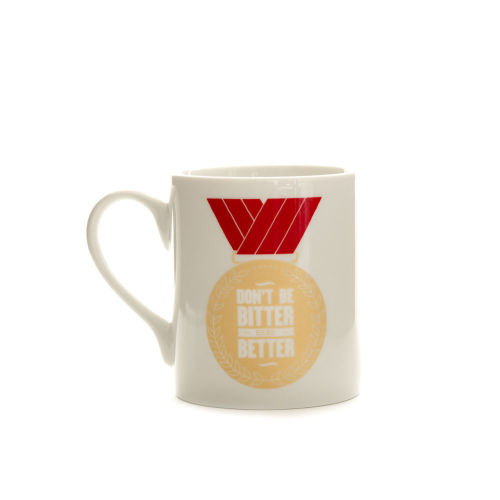 London Medals Mug by Matt Blease for @PedlarsWorld